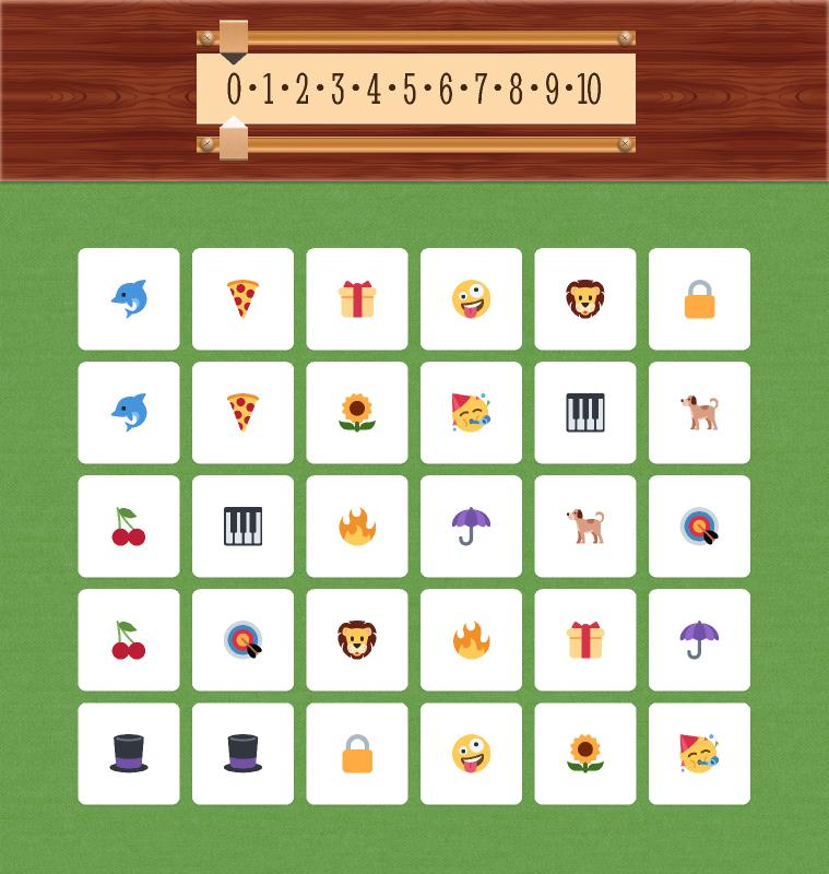 Memory Game – Interactive Components demo