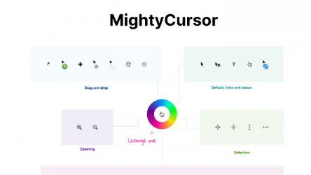 Mighty Cursor figma