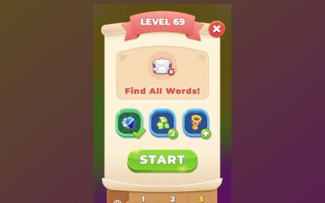 Mobile Game UI Figma