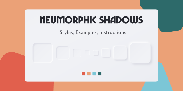 Neumorphic Shadows
