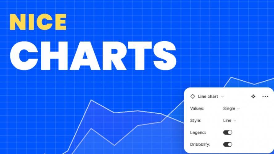 Nice Charts Figma Template