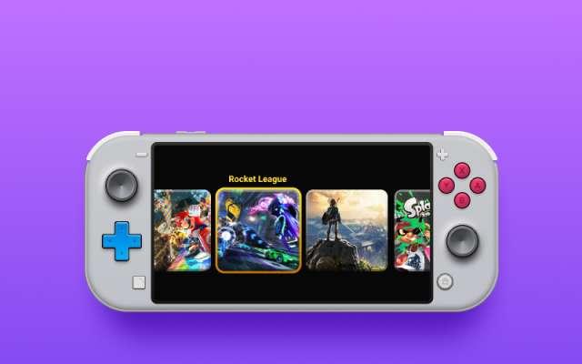 Nintendo Switch Mini Pro