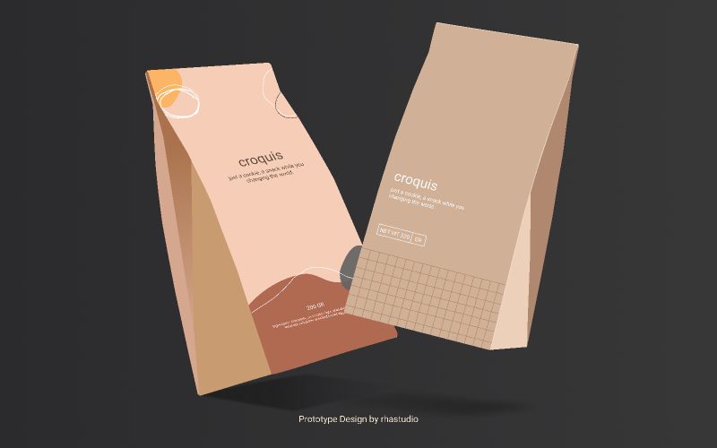 PACKAGING DESIGN figma free