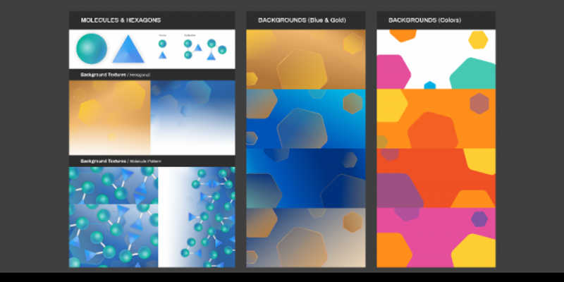 Patterns & Backgrounds