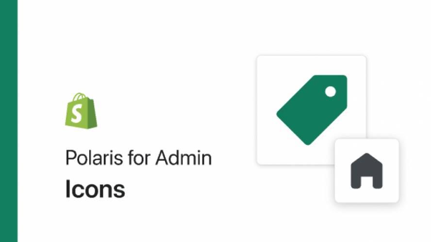 Polaris for Admin: Icons