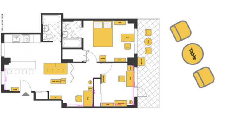 Room Planning Kit