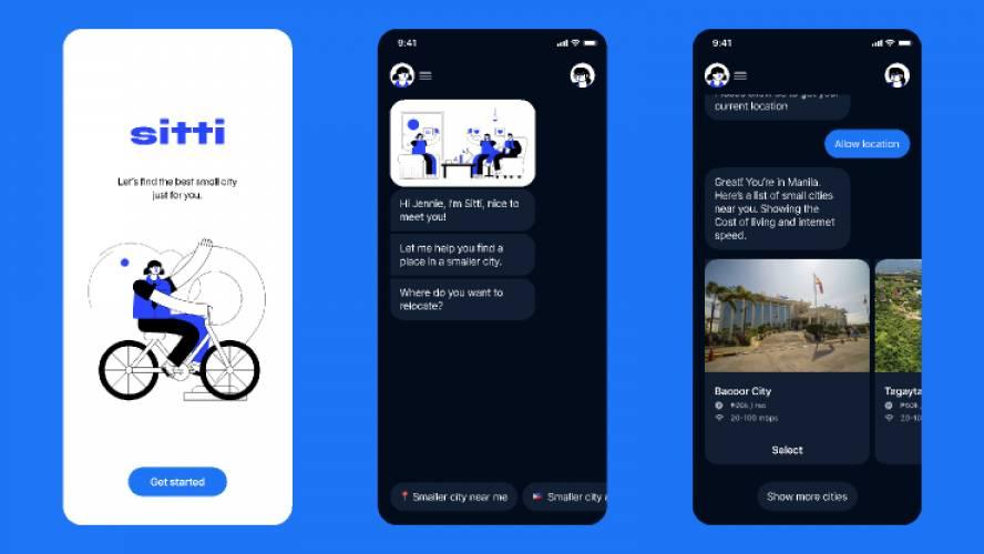 Sitti — A Chatbot Starter UI Kit figma