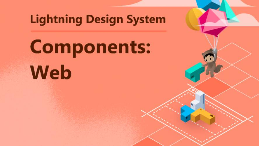 SLDS Components - Web Design system