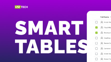 Smart Table on AutoLayouts + Variants by Usetech
