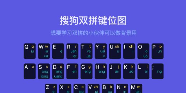 Sogou Shuangpin key bitmap figma