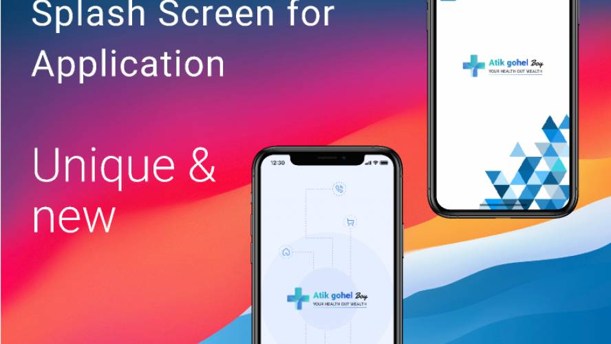 Splash Screen (App Launch screen)