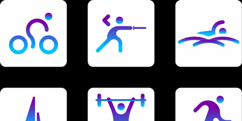 Sport Icons Figma