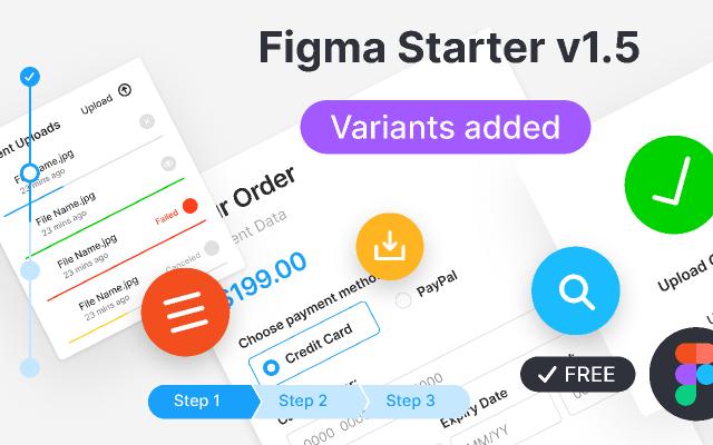Starter Kit (1.5) Figma