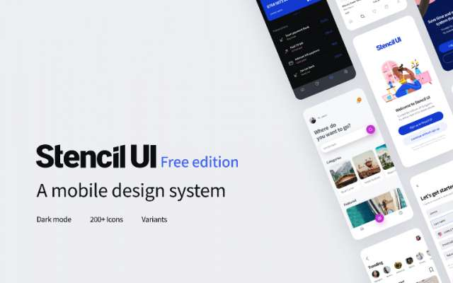 StencilUI- Design system UIKit