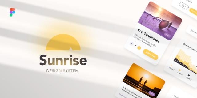 Sunrise Design System