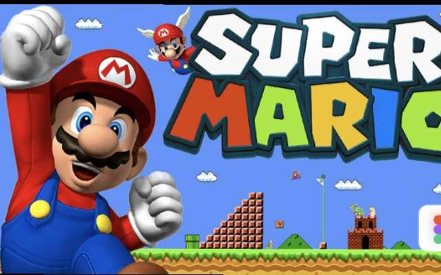 Super Mario Game figma