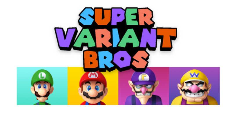 Super Variant Bros Illustration Figma