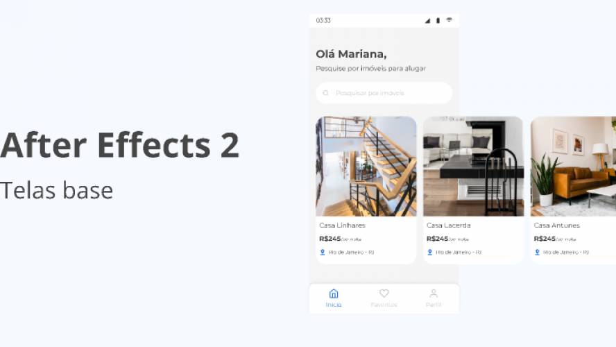 Telas base After Effects Figma