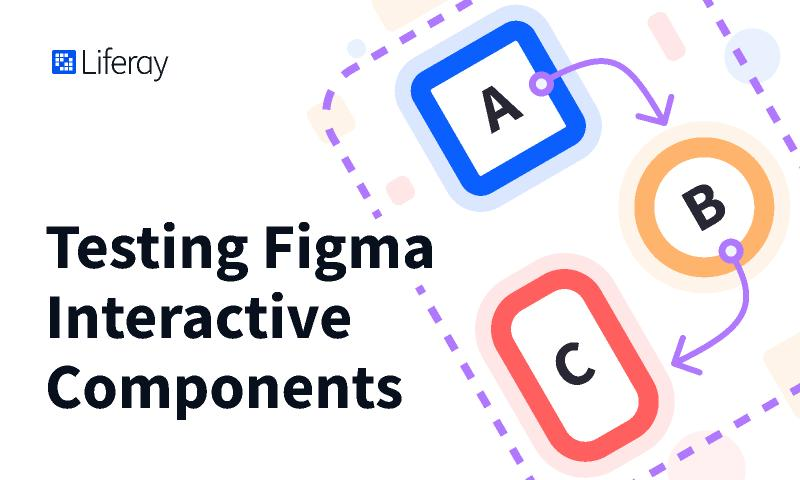 Testing Figma Interactive Components figma