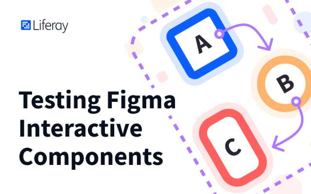 Testing Figma Interactive Components figma