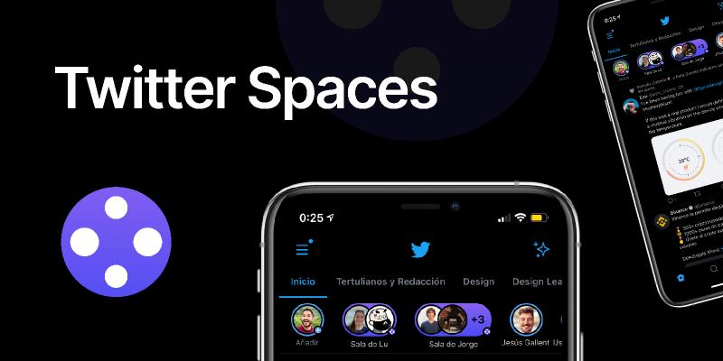 Twitter Spaces figma