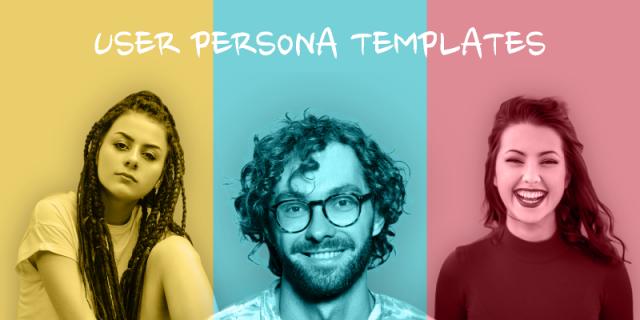 User Persona Templates