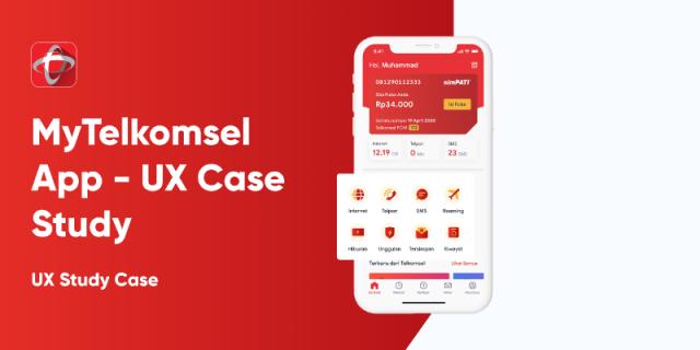 UX Case Study - MyTsel