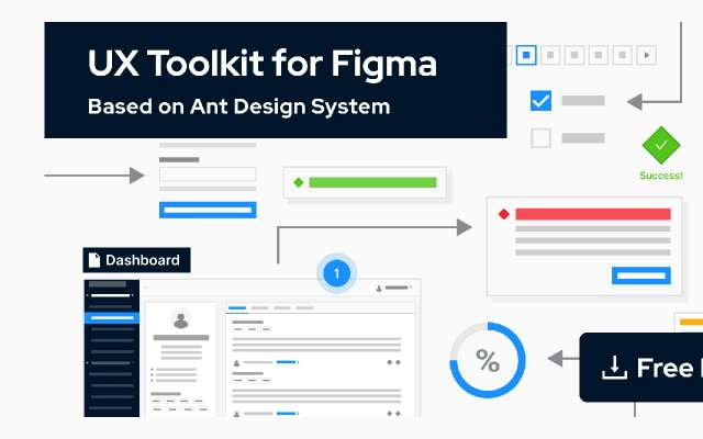 UX Toolkit for Figma