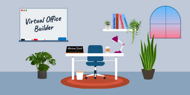 Virtual Office Builder Figma
