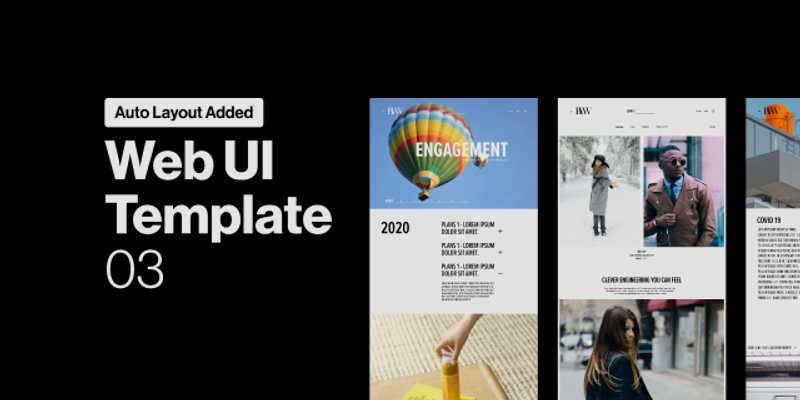 Web Design Figma