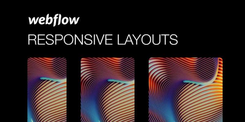 Webflow Responsive Layouts figma free