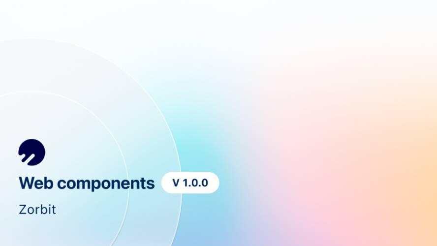 Zorbit - Web components Figma Design Free